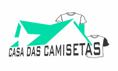 Logo Casa das Camisetas Urgentes
